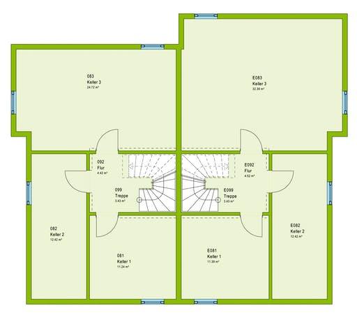 Massa FamilyStyle 24.01 S Floorplan 3