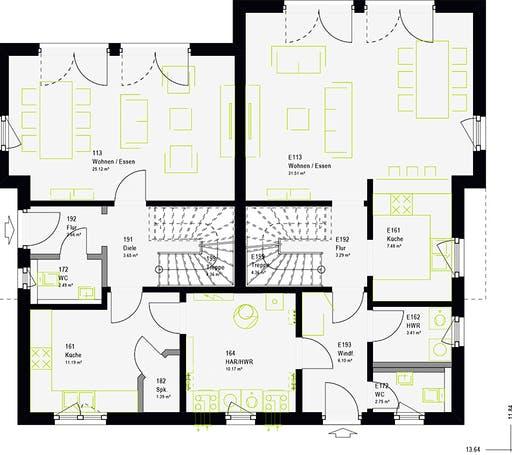 Massa - FamilyStyle 24.01 S Floorplan 7