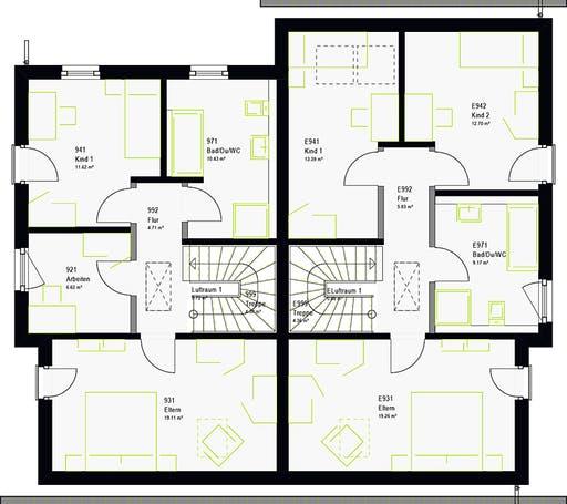 Massa - FamilyStyle 24.01 S Floorplan 8