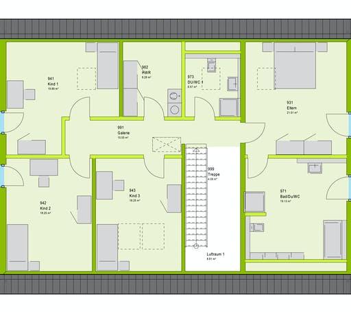 Massa FamilyStyle 26.01 S Floorplan 2