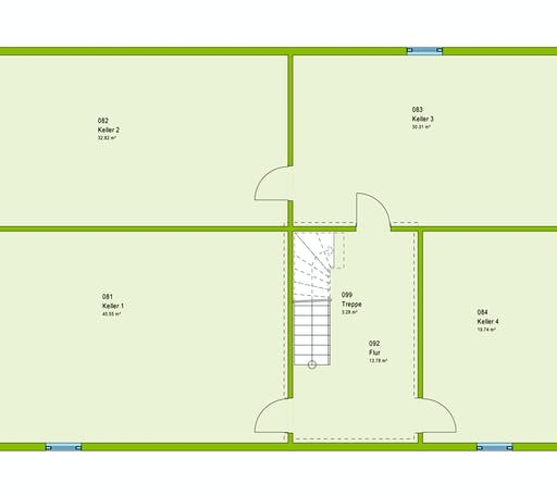 Massa FamilyStyle 26.01 S Floorplan 3