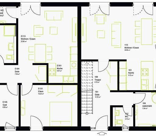 Massa - FamilyStyle 26.01 S Floorplan 7