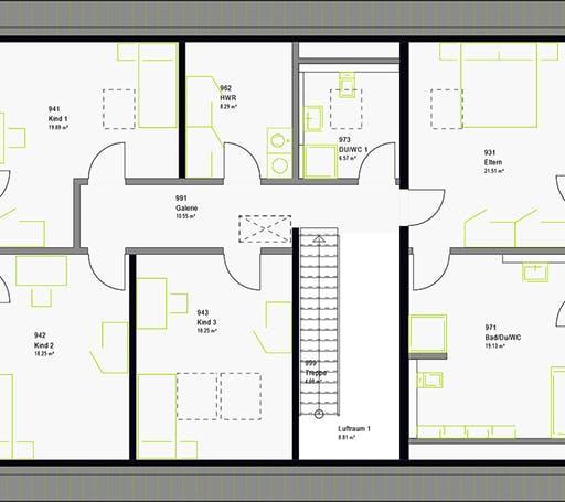 Massa - FamilyStyle 26.01 S Floorplan 8
