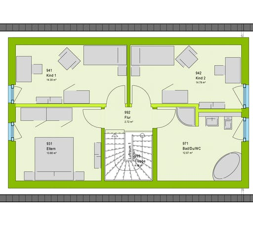 Massa LifeStyle 12.01 S Floorplan 2