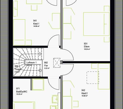 Massa - LifeStyle 13.01 S Floorplan 8