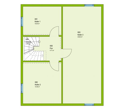 Massa LifeStyle 13.02 S Floorplan 3