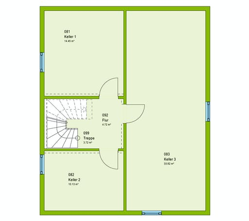 Massa LifeStyle 13.03 S Floorplan 3