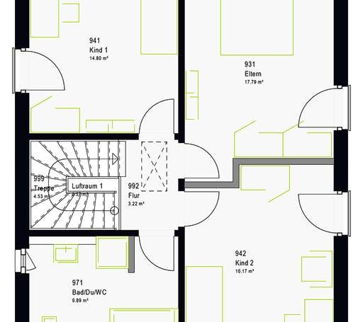 Massa - LifeStyle 13.03 S Floorplan 8