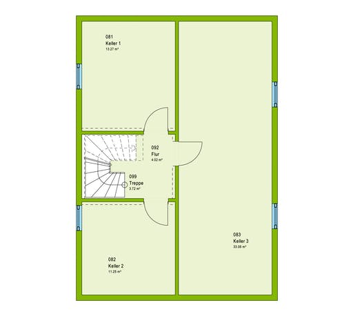 Massa LifeStyle 13.07 S Floorplan 3