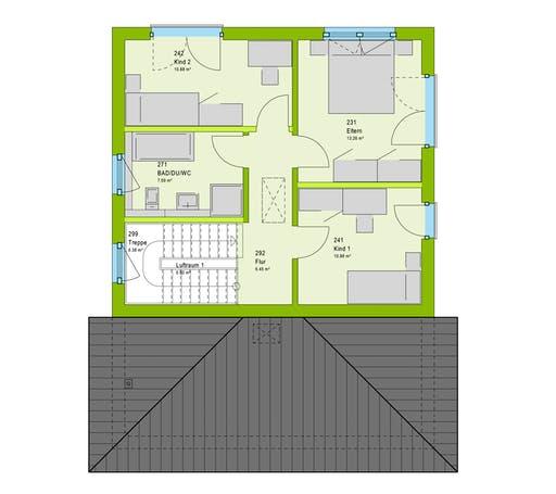 Massa LifeStyle 13.09 W Floorplan 2