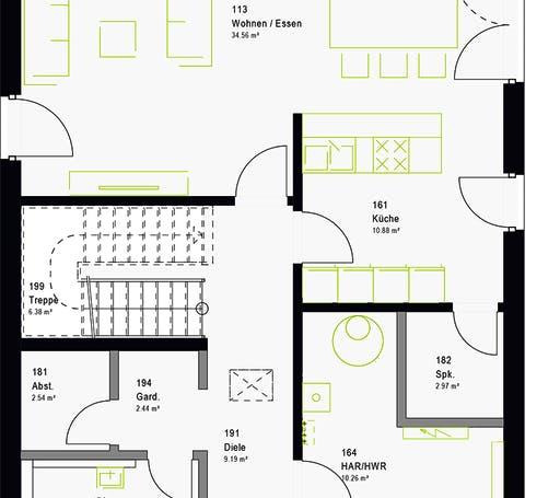 Massa - LifeStyle 13.09 W Floorplan 7