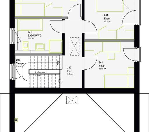 Massa - LifeStyle 13.09 W Floorplan 8