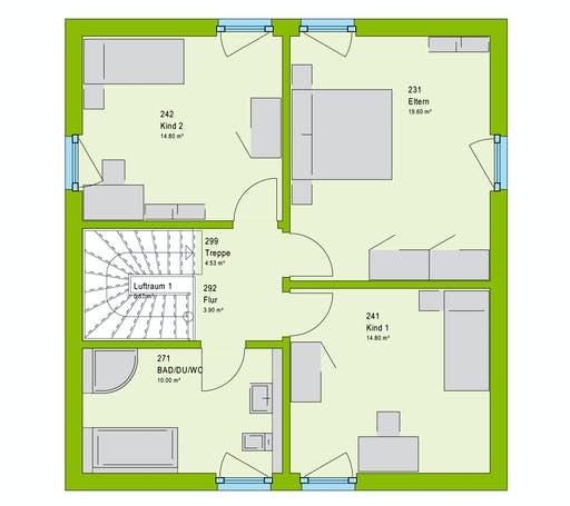 Massa LifeStyle 13.10 F Floorplan 2