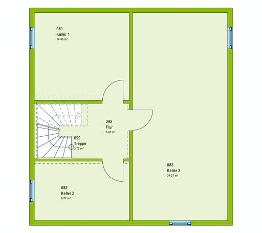 Massa LifeStyle 13.10 F Floorplan 3