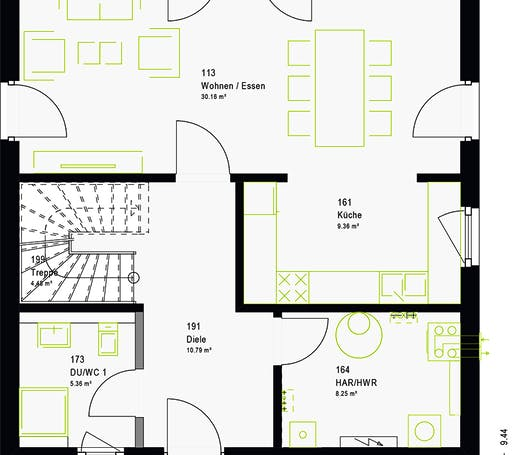 Massa - LifeStyle 13.10 F Floorplan 7