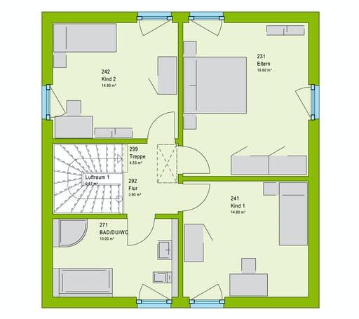 Massa LifeStyle 13.10 W Floorplan 2