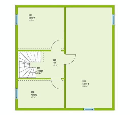Massa LifeStyle 13.10 W Floorplan 3