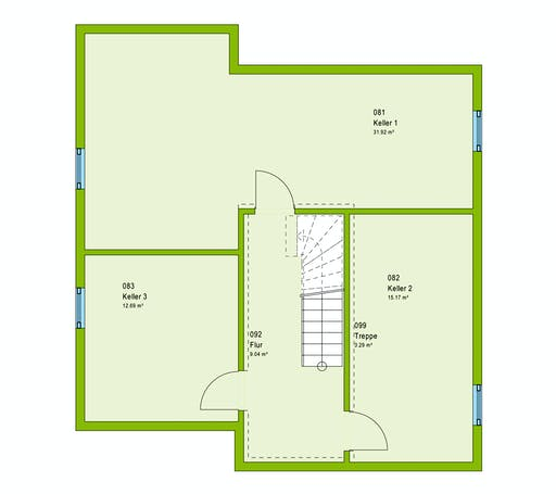 Massa LifeStyle 13.11 P Floorplan 3