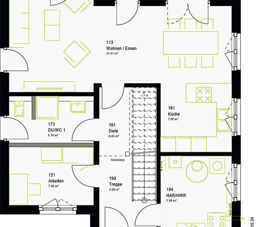 Massa - LifeStyle 13.11 P Floorplan 7