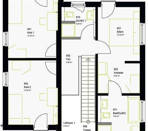 Massa - LifeStyle 13.11 P Floorplan 8