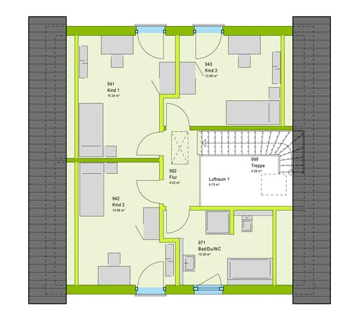 Massa LifeStyle 14.01 S Floorplan 2