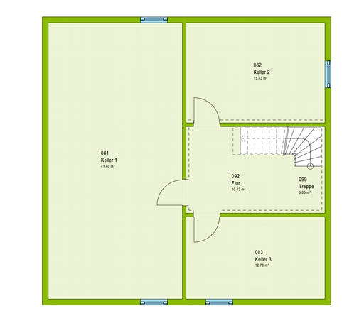 Massa LifeStyle 14.01 S Floorplan 3