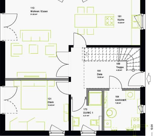 Massa - LifeStyle 14.01 S Floorplan 7