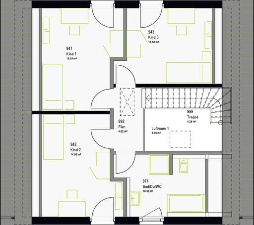 Massa - LifeStyle 14.01 S Floorplan 8