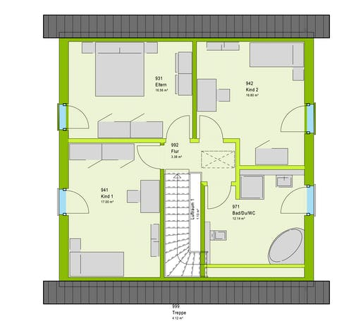 Massa LifeStyle 14.02 S Floorplan 2