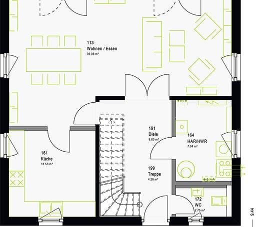 Massa - LifeStyle 14.02 S Floorplan 7