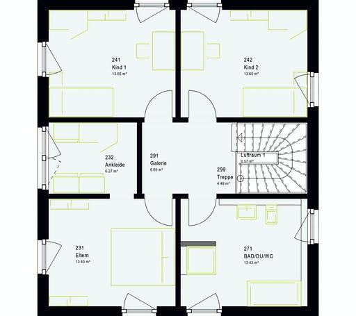 Massa - LifeStyle 14.04 F Floorplan 8