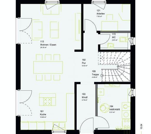 Massa - LifeStyle 14.04 S Floorplan 7