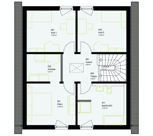 Massa - LifeStyle 14.04 S Floorplan 8