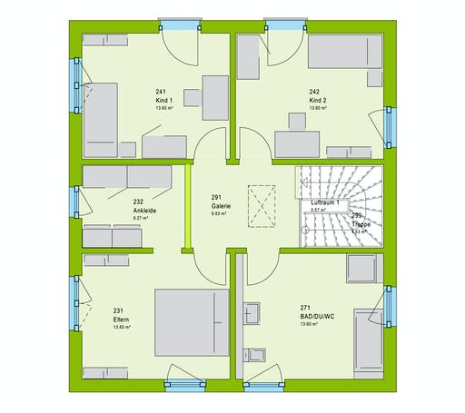 Massa LifeStyle 14.04 W Floorplan 2