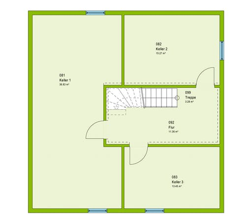 Massa LifeStyle 15.01 S Floorplan 3