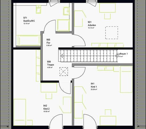 Massa - LifeStyle 15.01 S Floorplan 8