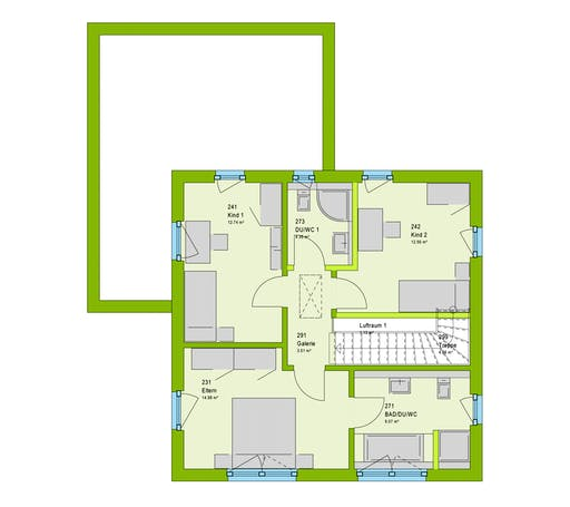 Massa LifeStyle 15.02 W Floorplan 2