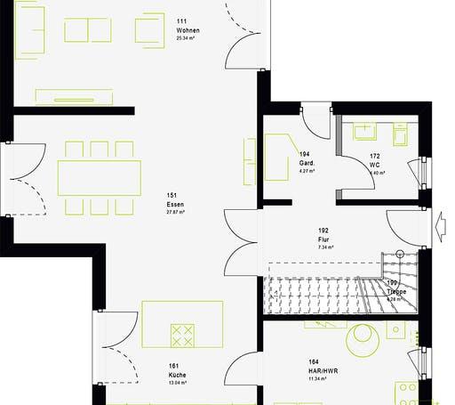 Massa - LifeStyle 15.02 W Floorplan 7