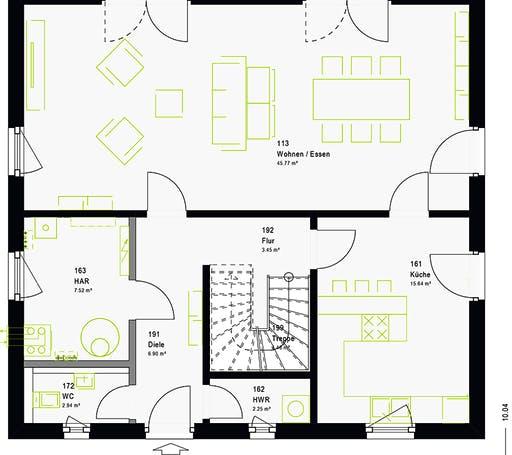 Massa - LifeStyle 16.02 S Floorplan 7