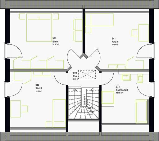 Massa - LifeStyle 16.02 S Floorplan 8