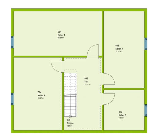 Massa LifeStyle 16.03 S Floorplan 3