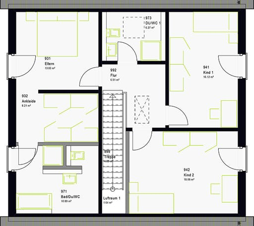 Massa - LifeStyle 16.03 S Floorplan 8