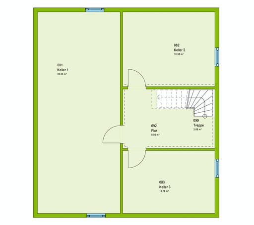 Massa LifeStyle 16.04 S Floorplan 3