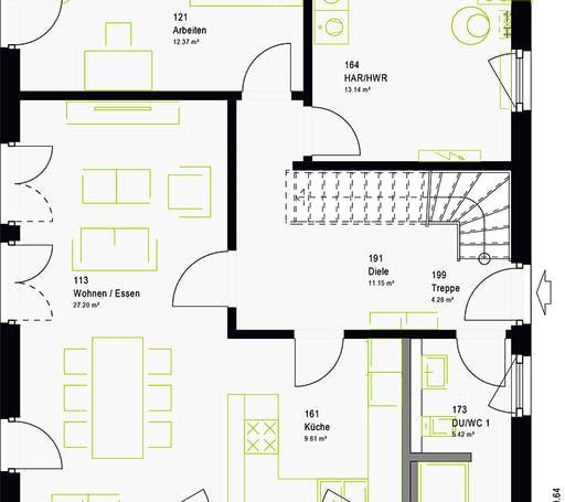 Massa - LifeStyle 16.04 S Floorplan 7
