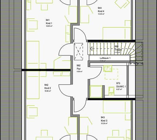 Massa - LifeStyle 17.01 S Floorplan 8
