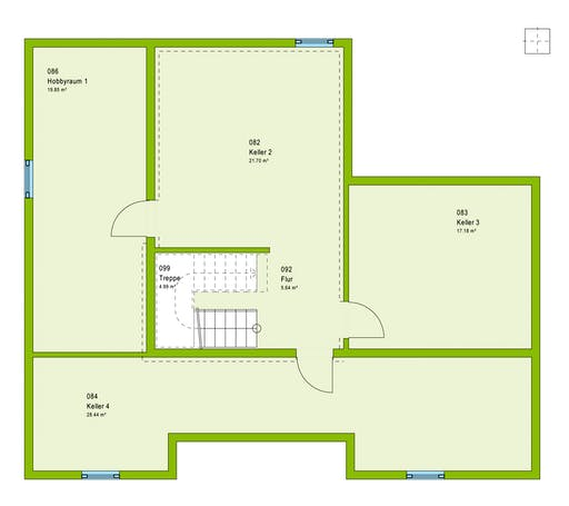 Massa LifeStyle 17.02 W Floorplan 3