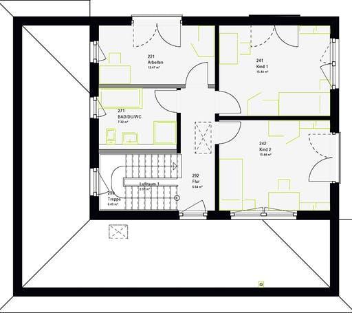 Massa - LifeStyle 17.02 W Floorplan 8