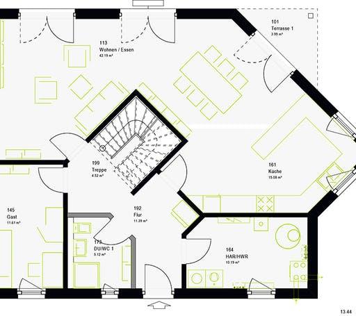Massa - LifeStyle 18.01 S Floorplan 7