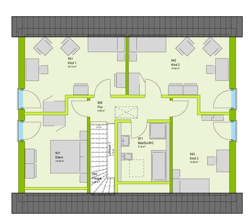 Massa LifeStyle 18.02 S Floorplan 2