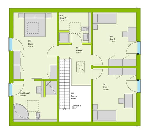 Massa LifeStyle 18.06 S Floorplan 2